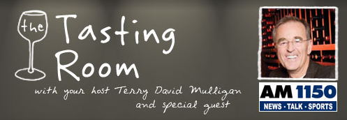 Terry David Mulligan: The Tasting Room